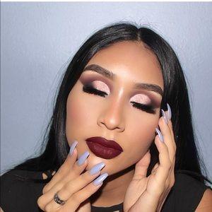 Buxom Makeup - Buxom Bold Gel Lipstick Matte Matt 'Vampy Plum'